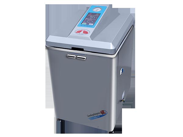 YM100L触摸屏控制型立式压力蒸汽灭菌器上海三申医疗器械有限公司 市场价:23800元