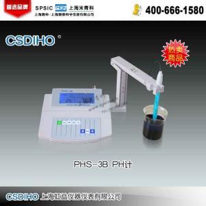 PHS-3B智能型酸度计 上海虹益仪器仪表有限公司 市场价2800元