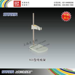 600型简易电极架 上海三信仪表厂 市场价170元