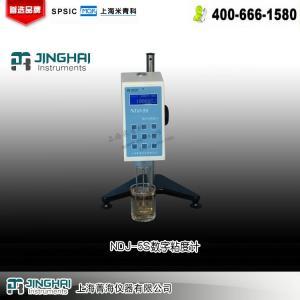NDJ-5S数字式粘度计 上海菁海仪器有限公司 市场价5200元
