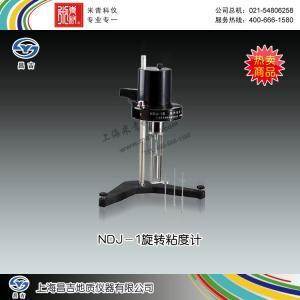 NDJ-1旋转粘度计 上海昌吉地质仪器有限公司 市场价3500元