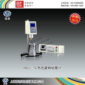 NDJ-1C布氏旋转粘度计 上海昌吉地质仪器有限公司 市场价22000元