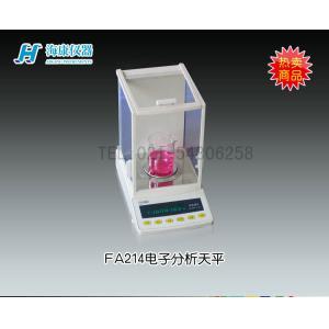 FA214 电子分析天平 上海海康电子仪器厂 市场价7800元