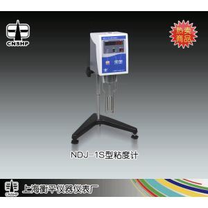 NDJ-1S型数显式粘度计 上海衡平仪器仪表厂