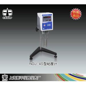 NDJ-4S型数显式粘度计 上海衡平仪器仪表厂