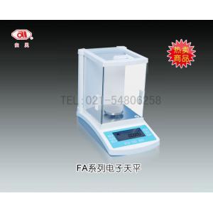 FA1104电子分析天平 上海安亭电子仪器厂 市场价7000元