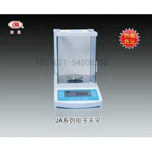 JA2003电子精密天平 上海安亭电子仪器厂 市场价4700元