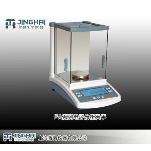 FA1004N电子分析天平 上海菁海仪器有限公司 市场价4500元