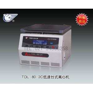 TDL-80-2C低速台式离心机 上海安亭科学仪器厂