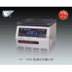 KA-1000C低速台式离心机 上海安亭科学仪器厂
