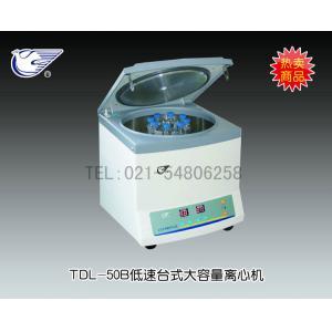 TDL-50B低速台式离心机 上海安亭科学仪器厂