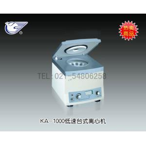 KA-1000低速台式离心机 上海安亭科学仪器厂