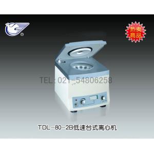 TDL-80-2B低速台式离心机 上海安亭科学仪器厂