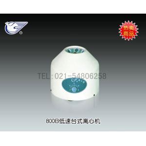 800B低速台式离心机 上海安亭科学仪器厂
