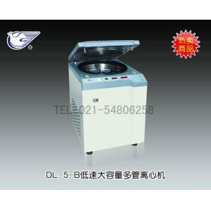DL-5-B低速大容量多管离心机 上海安亭科学仪器厂