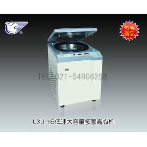 LXJ-IIB低速大容量多管离心机 上海安亭科学仪器厂