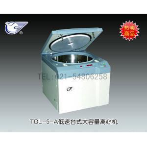 TDL-5-A低速大容量离心机 上海安亭科学仪器厂