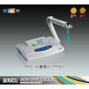 PHS-3C型PH计 上海仪电科学仪器股份有限公司 市场价2398元