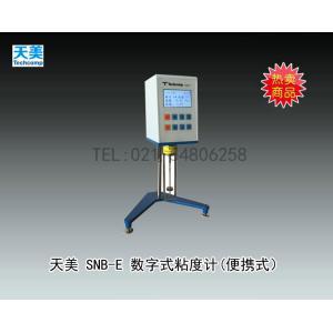 天美SNB-2E数字式粘度计 上海天美天平仪器有限公司 市场价6100元